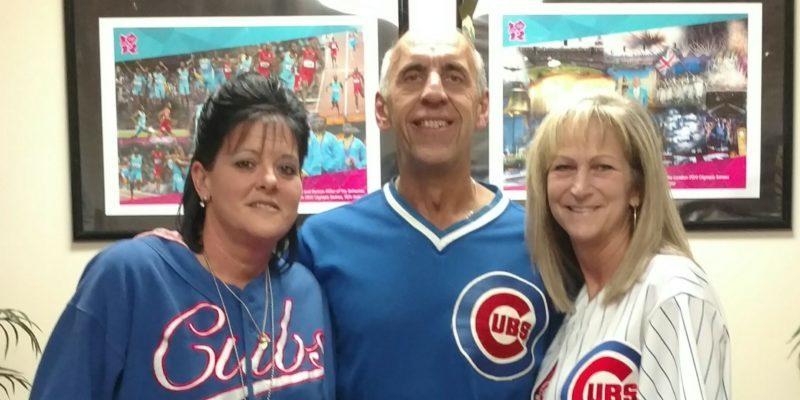 Meet the Team: Lisa, Dr. Claussen and Jodie