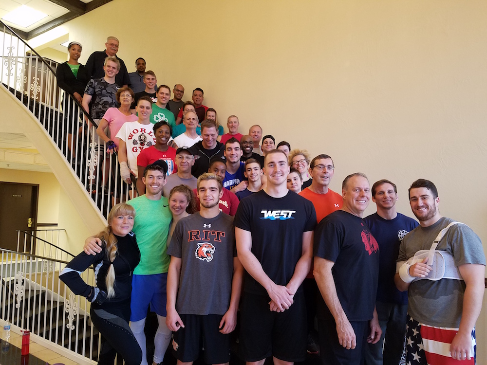 Dr. Claussen Thanksgiving Workout 2016