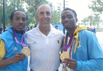 Oak 2012 Chris Dr Claussen Mike and the 2012 Gold Medals