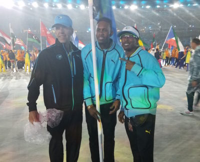 Oak Brook Chiropractor Dr. Philip Claussen Rio Olympic Ceremonies